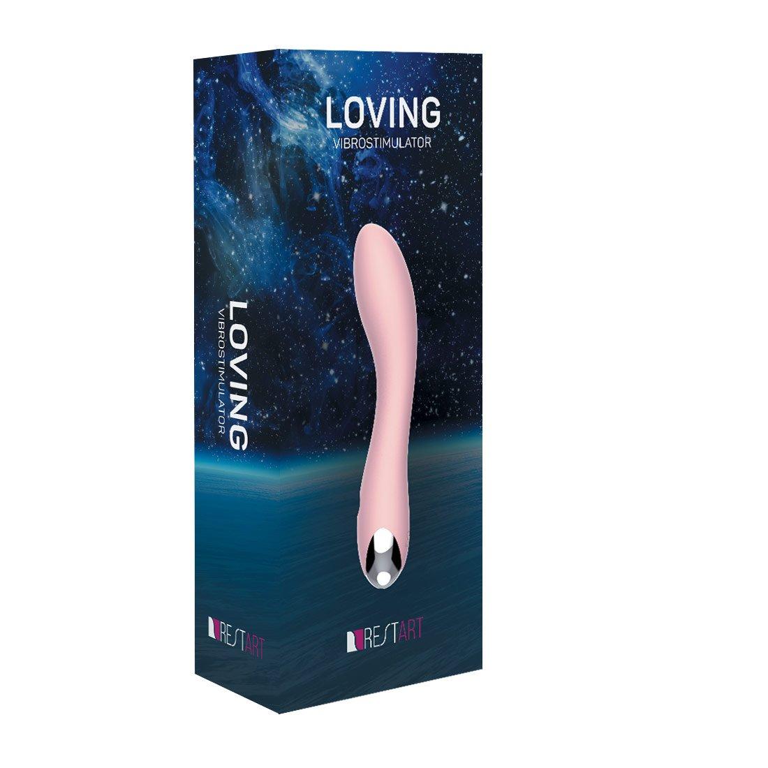 Loving вибратор (вибростимулятор)