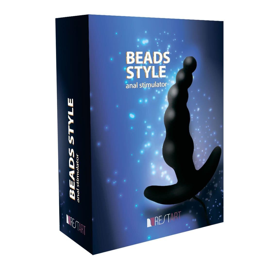 Beads Style анальный стимулятор (вибратор)