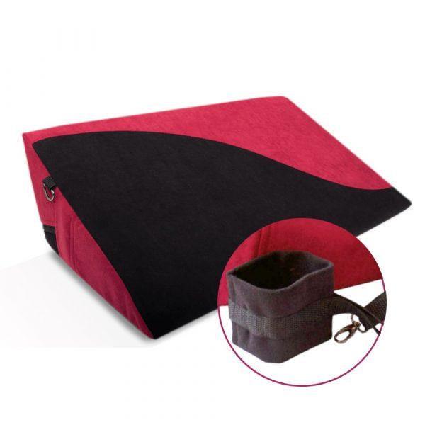 Подушка для любви HANNA c фиксаторами (коллекция НЕМИШКИ)