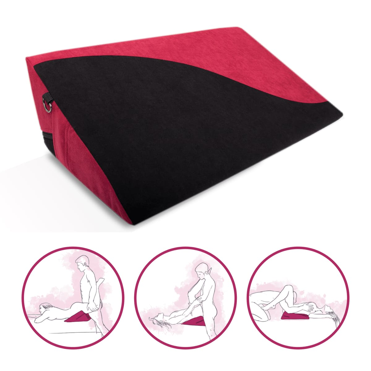 Подушка для любви HANNA (коллекция НЕМИШКИ)