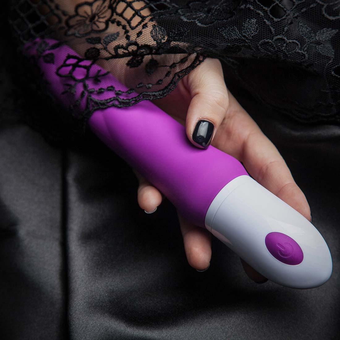 Sparta вибратор (вибростимулятор) фиолетовый