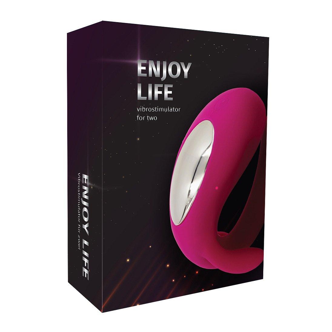 Enjoy Life вибратор (вибростимулятор) для двоих