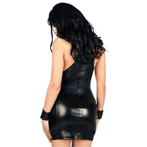 Платье с открытой грудью, пестис Шибари S/M