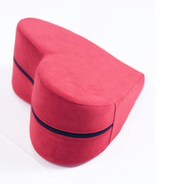 Подушка для любви в форме сердца SABINA (коллекция НЕМИШКИ)