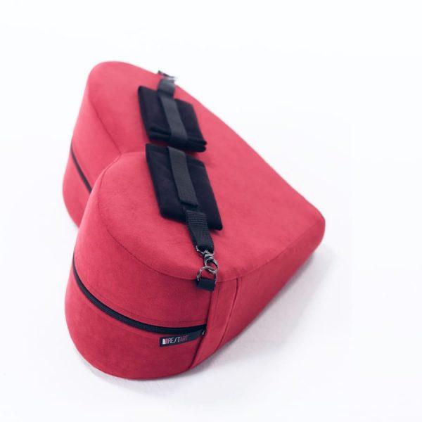 Подушка для любви с наручниками SABINA fix (коллекция НЕМИШКИ)